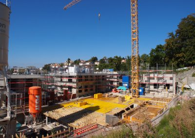 Construction logements Paudex