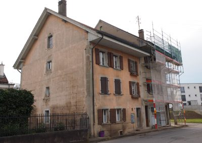 Location échafaudages Avenches