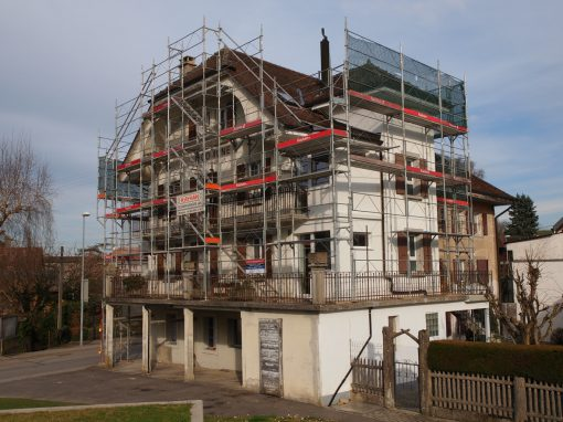 Montage et location d'échafaudages à Avenches